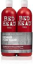 Духи, Парфюмерия, косметика Набор - Tigi Bed Head Resurrection Shampoo&Conditioner (sh/750ml + cond/750ml)