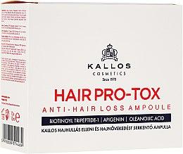 """Духи, Парфюмерия, косметика Ампулы """"Ботокс"""" от выпадения и для роста волос - Kallos Cosmetics"""