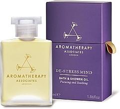 Духи, Парфюмерия, косметика Масло для ванны и душа антистресс - Aromatherapy Associates De-Stress Mind Bath & Shower Oil
