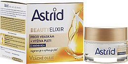 Духи, Парфюмерия, косметика Увлажняющий ночной крем против морщин - Astrid Moisturizing Anti-Wrinkle Day Night Cream