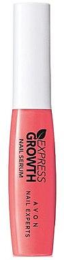 Сыворотка для ногтей - Avon Express Growth Nail Serum — фото N1