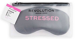 Маска для сна - Revolution Skincare Stressed Mood Calming Sleeping Eye Mask — фото N1