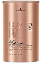 Духи, Парфюмерия, косметика Глиняный порошок для обесцвечивания волос - Schwarzkopf Professional Blondme Claylightener