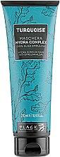 Духи, Парфюмерия, косметика Маска для восстановления волос - Black Professional Line Turquoise Hydra Complex Mask