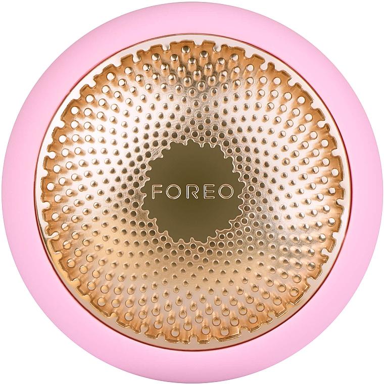 Смарт-маска для лица - Foreo UFO Smart Mask Treatment Device Pearl Pink — фото N1