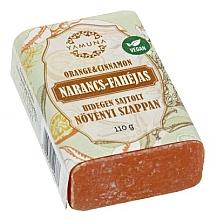 "Духи, Парфюмерия, косметика Мыло холодного отжима ""Апельсин и корица"" - Yamuna Orange Cinnamon Cold Pressed Soap"