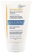 Духи, Парфюмерия, косметика Эмульсия для сухих и поврежденных волос - Ducray Nutricerat Daily Nourishing Emulsion