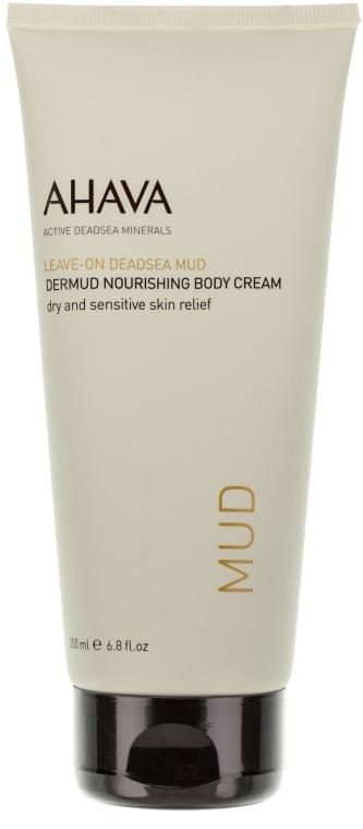 Крем питательный для тела - Ahava Dermud Nourishing Body Cream — фото N2