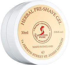 Духи, Парфюмерия, косметика Гель до бритья - Taylor of Old Bond Street Herbal Pre-Shave Gel