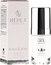 Духи, Парфюмерия, косметика Крем под глаза - Herla Black Rose Concentrated Anti-Wrinkle Eye Lift Cream