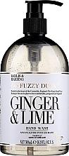 Духи, Парфюмерия, косметика Жидкое мыло для рук - Baylis & Harding Fuzzy Duck Hand Wash, Ginger & Lime
