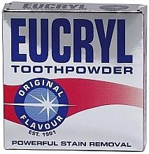 Духи, Парфюмерия, косметика Порошок для зубов - Eucryl Toothpowder Original