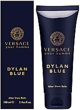 Духи, Парфюмерия, косметика Versace Pour Homme Dylan Blue - Бальзам после бритья