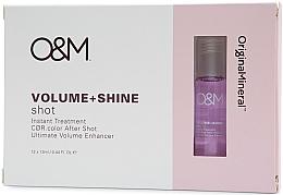 Духи, Парфюмерия, косметика Средство для блеска и объема волос - Original & Mineral Volume + Shine Instant Shot Treatment
