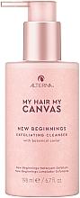 Духи, Парфюмерия, косметика Отшелушивающее и очищающее средство для кожи головы - Alterna My Hair My Canvas New Beginnings Exfoliating Cleanser