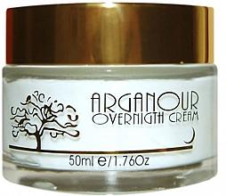 Духи, Парфюмерия, косметика Ночной крем для лица - Arganour Anti-Aging Night Cream