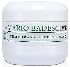 Духи, Парфюмерия, косметика Лифтинг маска - Mario Badescu Temporary Lifting Mask