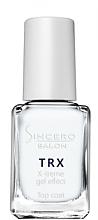 Духи, Парфюмерия, косметика Верхнее покрытие с гелевым эффектом - Sincero Salon TRX Gel Effect Top Coat