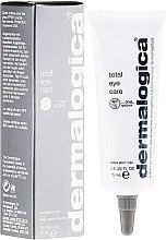 Духи, Парфюмерия, косметика Комплексный крем для глаз - Dermalogica Total Eye Care SPF 15