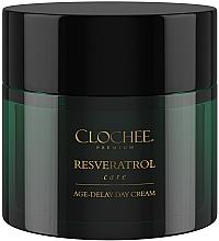 Духи, Парфюмерия, косметика Дневной крем для лица от морщин - Clochee Premium Age-Delay Day Cream