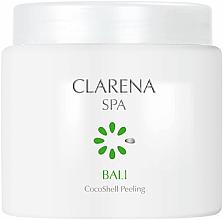 Духи, Парфюмерия, косметика Мягкий скраб с запахом жасмина - Clarena Bali CocoShell Peeling