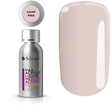 Духи, Парфюмерия, косметика Акрил для ногтей - Silcare Nail Acrylic Liquid Medium Action Cover
