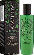 Духи, Парфюмерия, косметика Шампунь для ослабленных и поврежденных волос - Orofluido Amazonia Shampoo