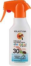 Духи, Парфюмерия, косметика Спрей для загара для детей - Kolastyna Suncare for Kids Spray SPF 30