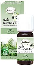 Духи, Парфюмерия, косметика Органическое эфирное масло сосны - Galeo Organic Essential Oil Pine