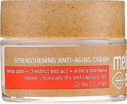 Укрепляющий крем для лица против морщин - Melisa Eco — фото N3