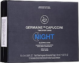 Духи, Парфюмерия, косметика Комплекс для лица ночной - Germaine de Capuccini Timexpert SRNS Night Sleeping-Cure