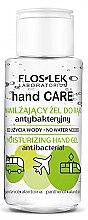 Духи, Парфюмерия, косметика Антибактериальный гель для рук - Floslek Hand Care Moisturizing Hand Gel