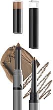 Духи, Парфюмерия, косметика Пудра и карандаш для бровей - Gokos Brow Duo