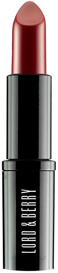 Матовая помада для губ - Lord & Berry Vogue Matte Lipstick — фото 7601 - Red