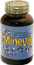 Духи, Парфюмерия, косметика Пищевая добавка Minevit, 60 капсул - Artesania Agricola