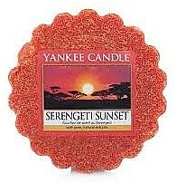 Ароматический воск - Yankee Candle Serengeti Sunset Wax Melts — фото N1