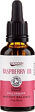 Духи, Парфюмерия, косметика Масло малины - Wooden Spoon Raspberry Oil