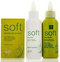 Духи, Парфюмерия, косметика Мягкая химическая завивка для тонких и неокрашенных волос - Vitality's Soft №1