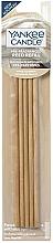 Духи, Парфюмерия, косметика Ароматические палочки - Yankee Candle Warm Cashmere Pre-Fragranced Reed Refill