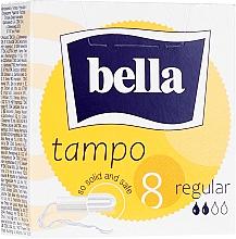 Духи, Парфюмерия, косметика Гигиенические тампоны Tampo Premium Comfort Regular, 8 шт - Bella