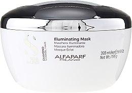 Духи, Парфюмерия, косметика Маска для придания блеска волосам - Alfaparf Illuminating Mask