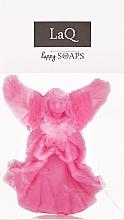 """Духи, Парфюмерия, косметика Натуральное мыло ручной работы """"Ангелок"""" с ароматом вишни - LaQ Happy Soaps Natural Soap"""