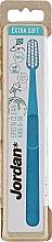 Духи, Парфюмерия, косметика Зубная щетка для детей от 5-10 лет, экстра мягкая, синяя - Jordan Green Clean Kids