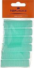 """Духи, Парфюмерия, косметика Бигуди-липучки для волос """"Velcro"""" 15мм, 12шт, 0157 - Top Choice"""