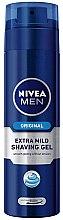 Духи, Парфюмерия, косметика Гель для бритья - Nivea Original Extra Mild Shaving Gel