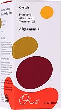 Духи, Парфюмерия, косметика Защитное масло для лица с водорослями - Oio Lab Algaemania Protective Algae Facial Treatment Oil