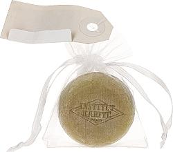 """Духи, Парфюмерия, косметика Мыло """"Лимон и вербена"""" (в мешочке) - Institut Karite Lemon Verbena Shea Macaron Soap"""