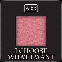 Духи, Парфюмерия, косметика Румяна для лица - Wibo I Choose What I Want Blusher (сменный блок)