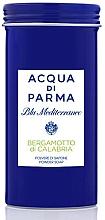 Духи, Парфюмерия, косметика Acqua di Parma Blu Mediterraneo Bergamotto Di Calabria - Порошковое мыло