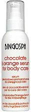 Духи, Парфюмерия, косметика Сыворотка для тела шоколад, апельсин - BingoSpa